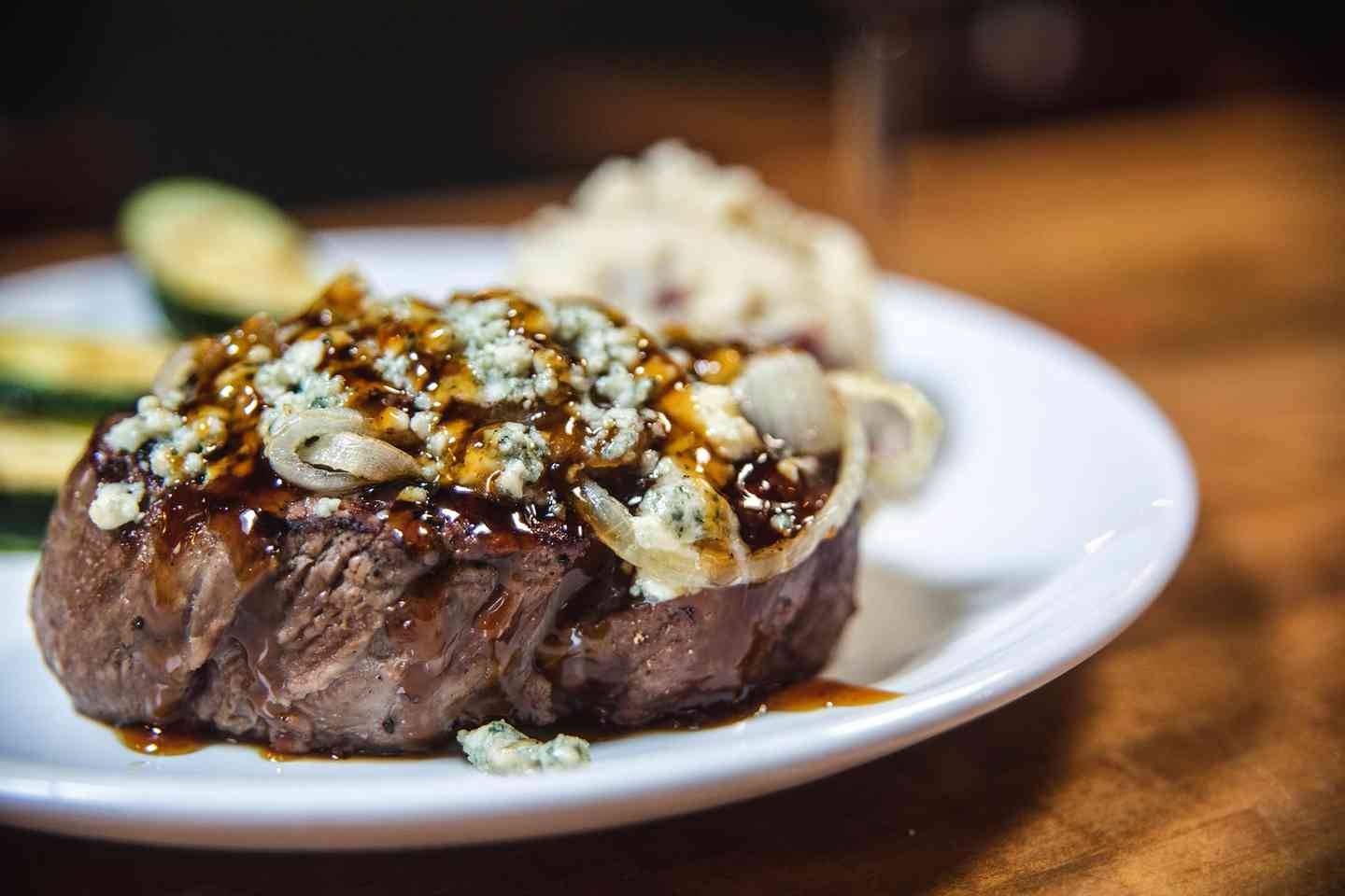 Blue Cheese Filet