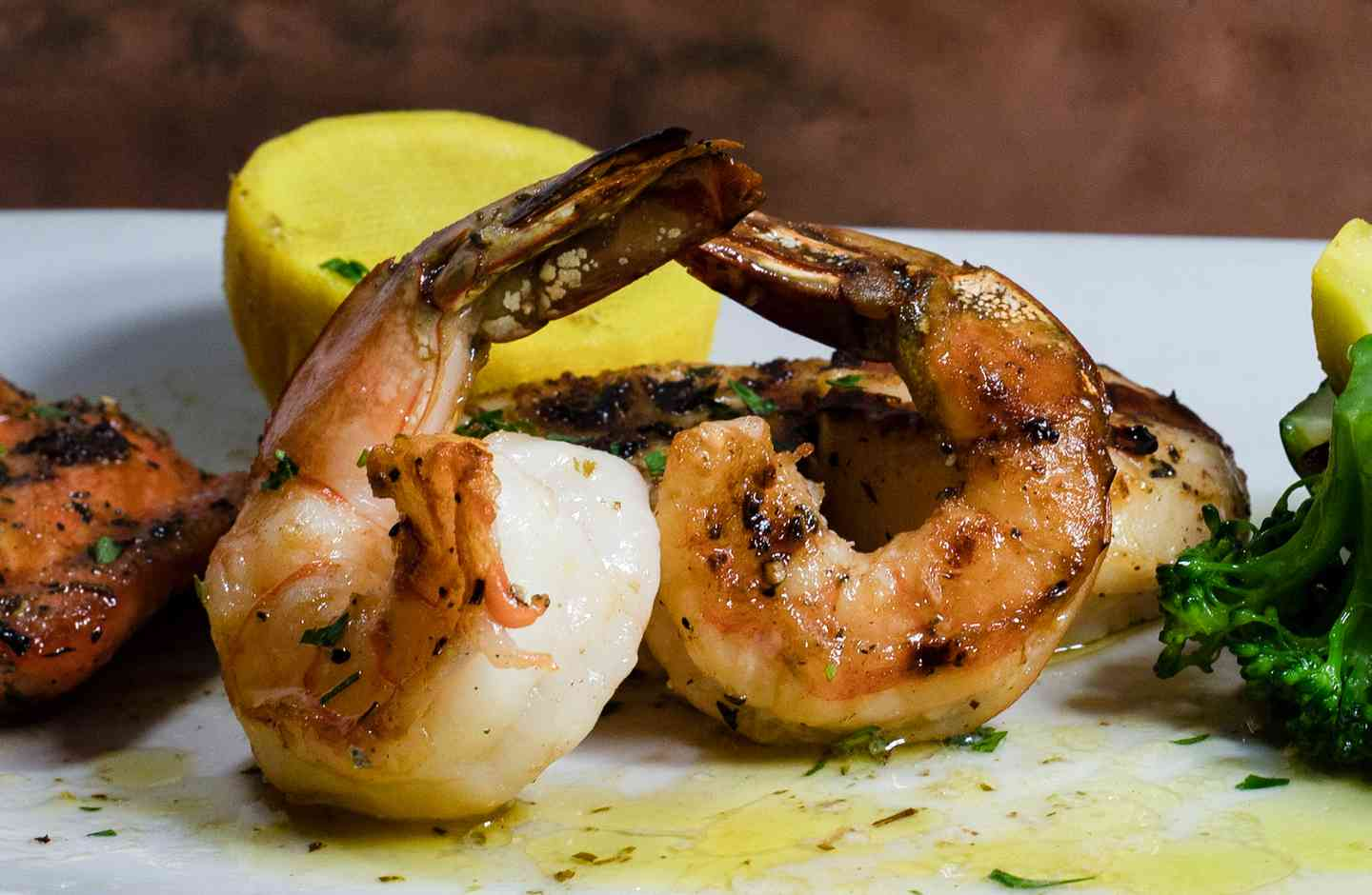 Grilled Mexican Shrimp (4)