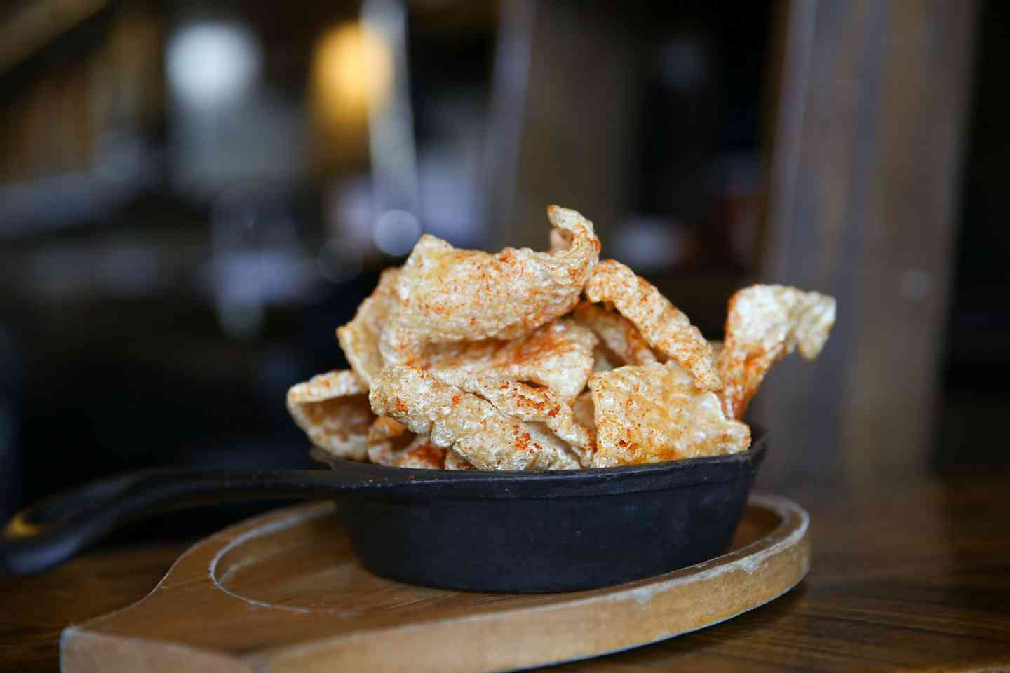 Fresh Popped Chicharrones