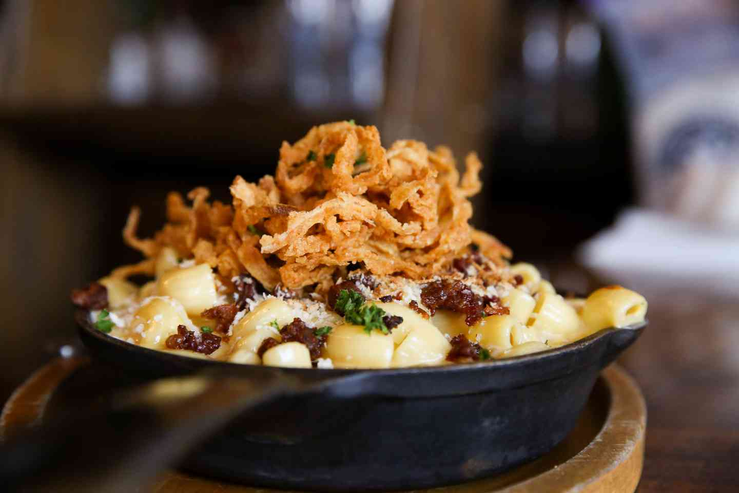 Bacon Mac N' Cheese