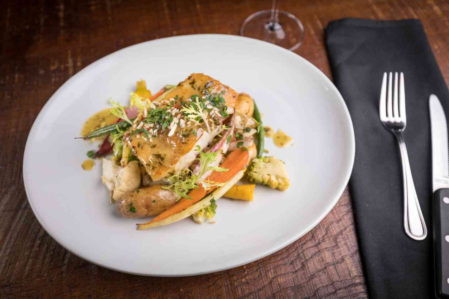 Sustainably Harvested Chilean Sea Bass