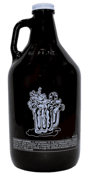TTT Growlers and Glasses