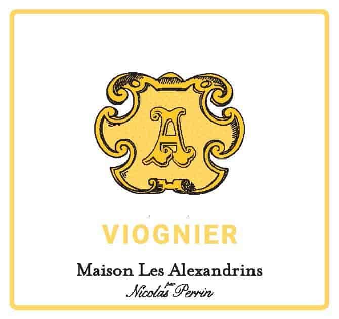 Maison Les Alexandrins Viognier 2018