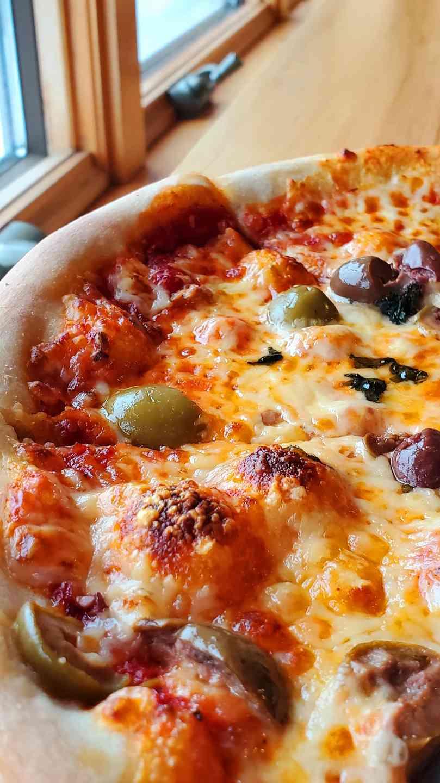 Tuscan Pizza
