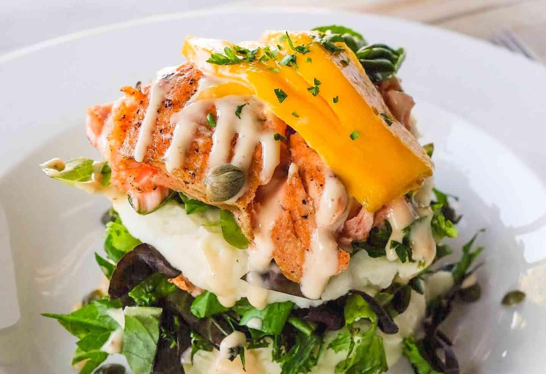 Tiki Salad