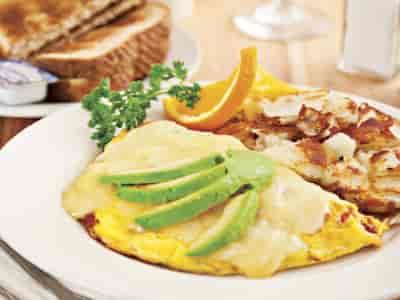 California Omelette