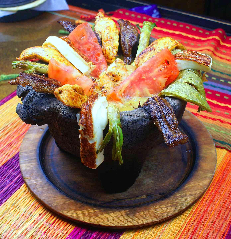 Traditional Molcajete