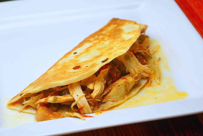 Chicken Quesadilla (1)