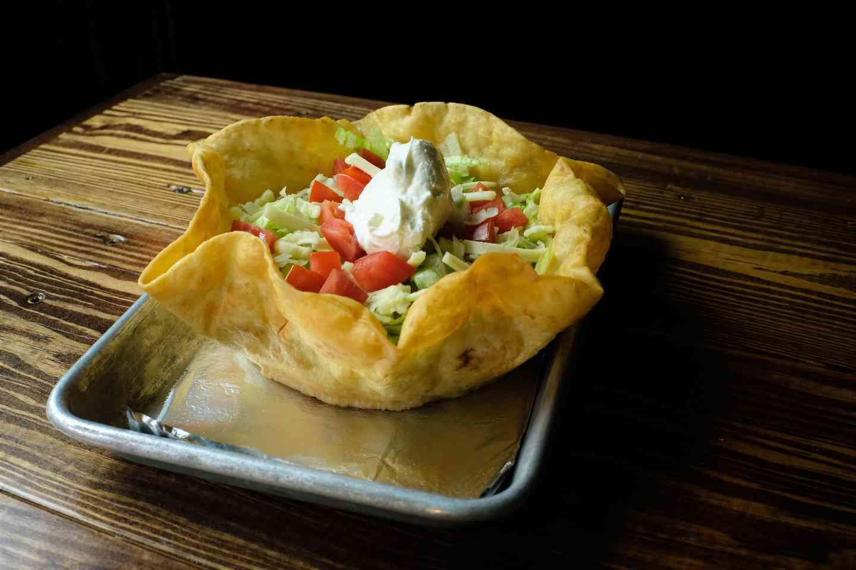 Taco Loco Salad