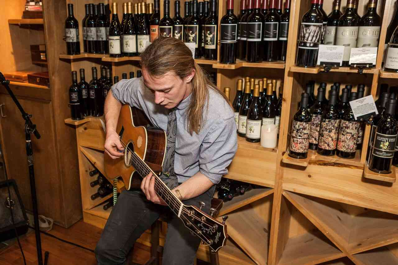live music at the Grapevine