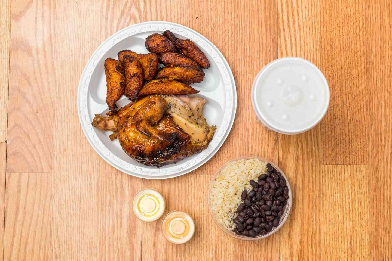 Chicken Platter (White)