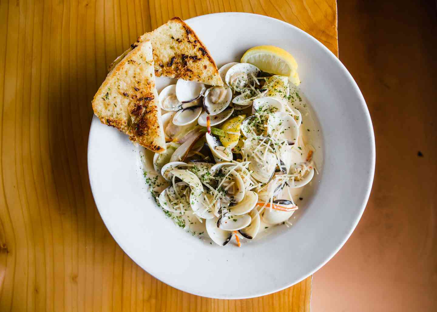 Clam Linguine