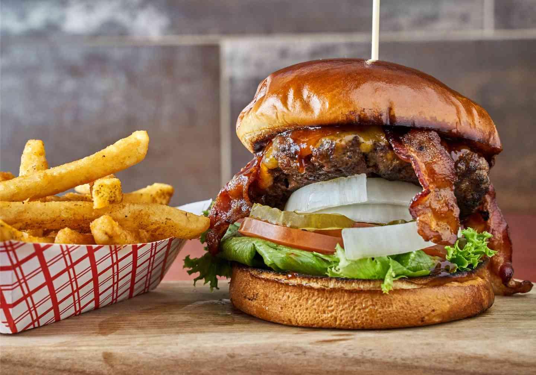 *Grand Canyon Burger