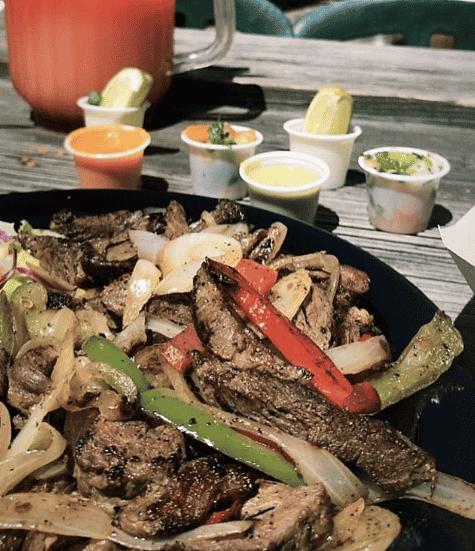 Beef Fajita Plate/Taco
