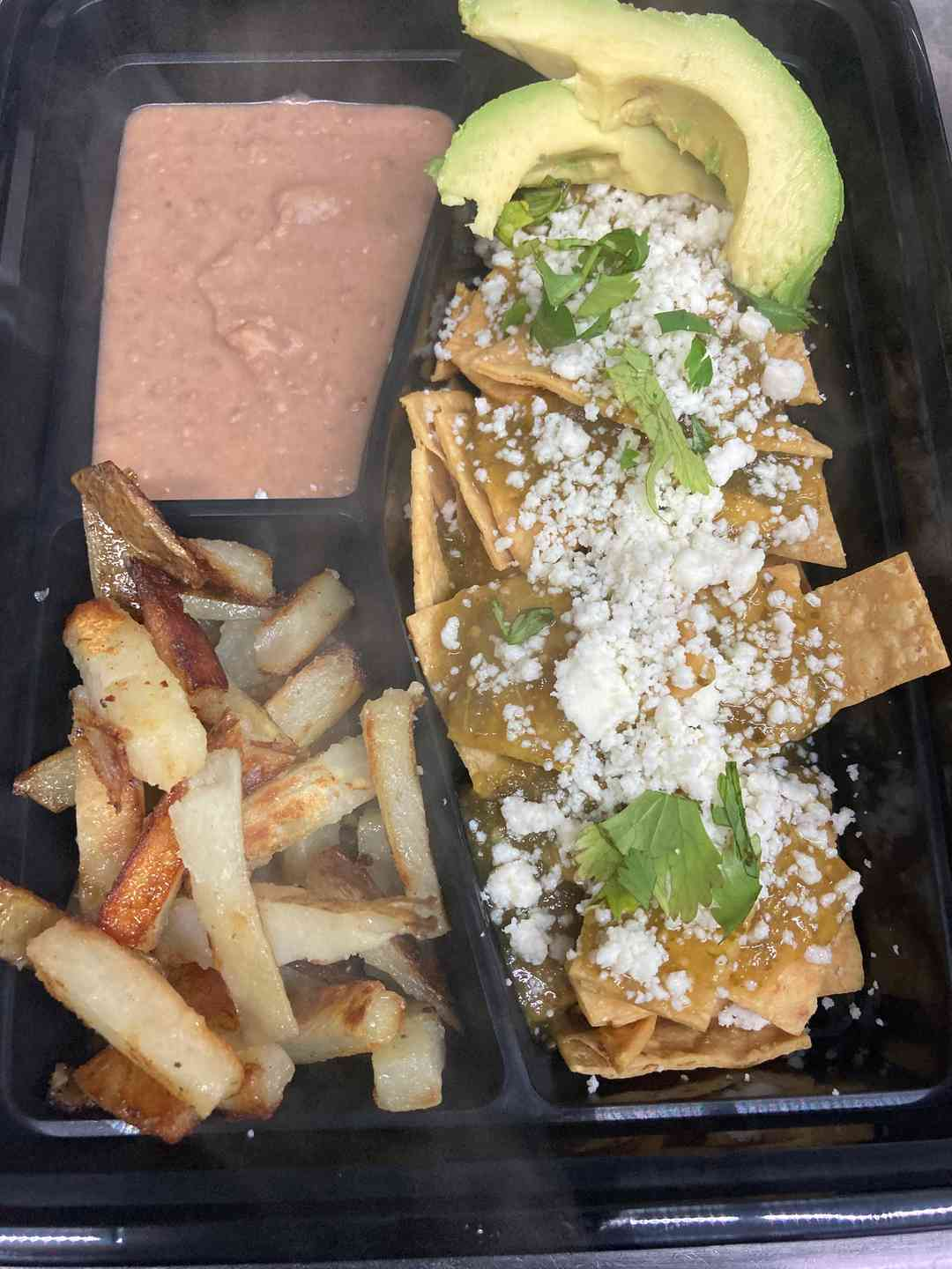 Chilaquiles (Green)