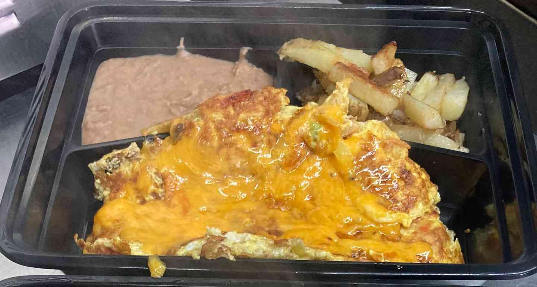 Migas Plate/Taco