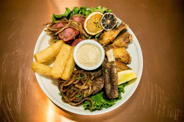 Brazilian Platter