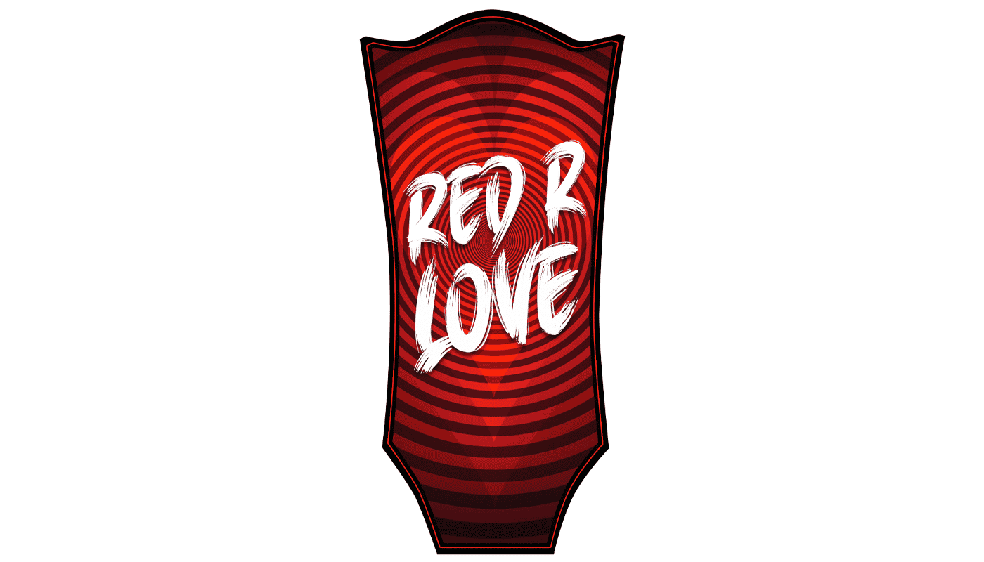 Red R Love