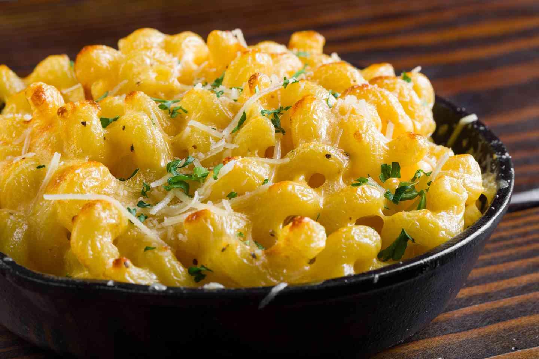 Five Cheese Mac 'n Cheese