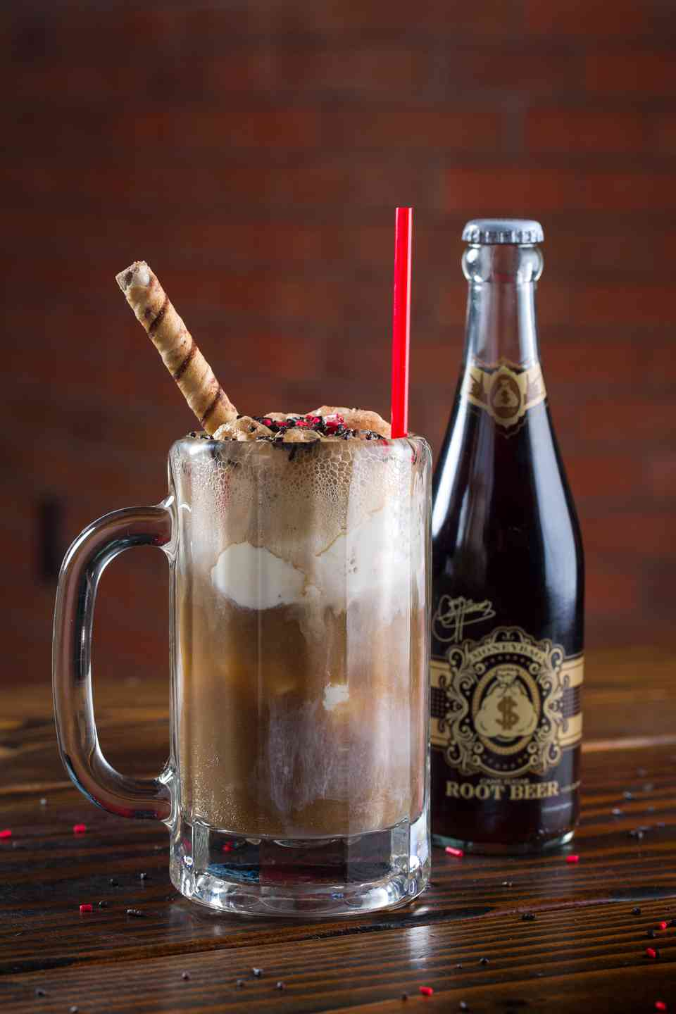 MoneyBag™ Root Beer Float