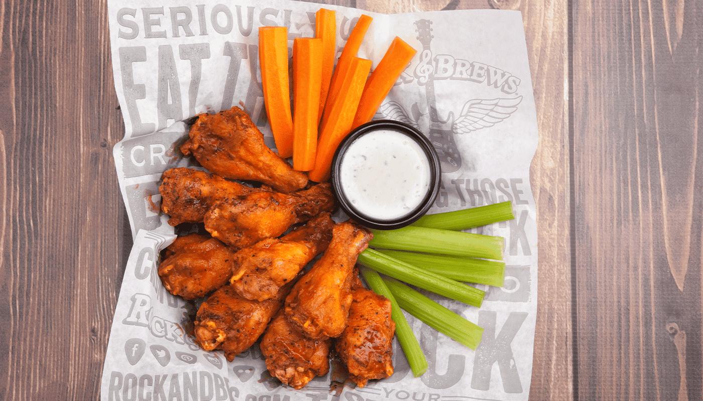 Rockin' Hot Wings