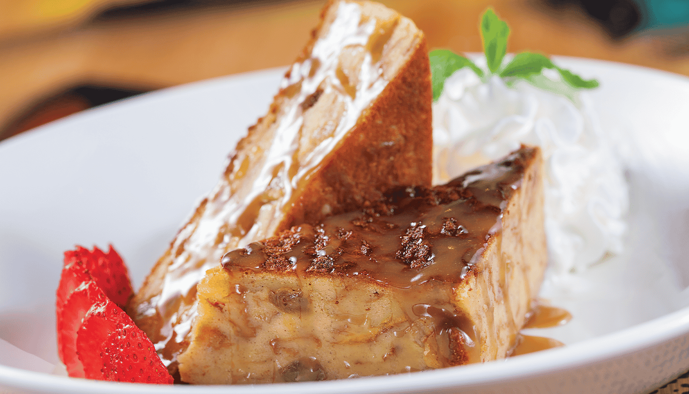 Sweet Surrender Bread Pudding