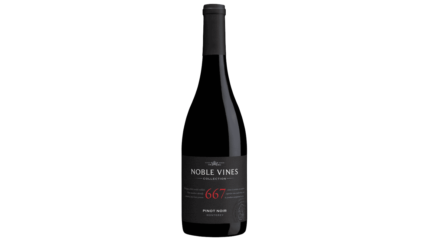 "Noble Vines ""667"" Pinot Noir (California, USA)"