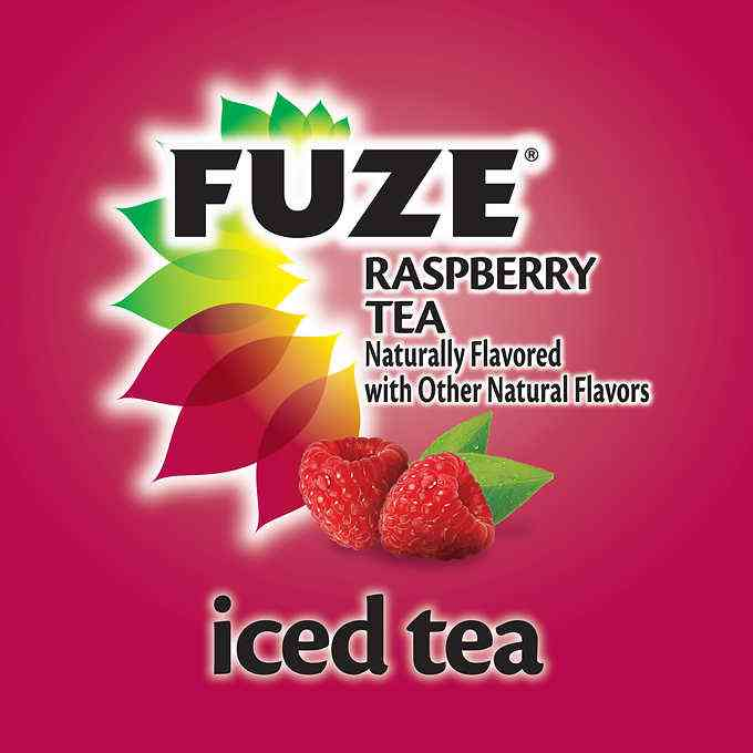 Fuze Raspberry Iced Tea