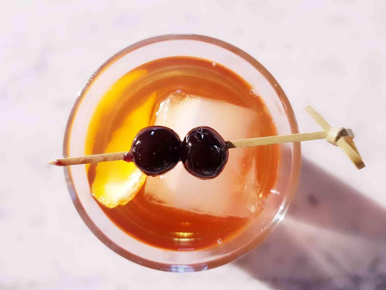 O.G. Old Fashioned