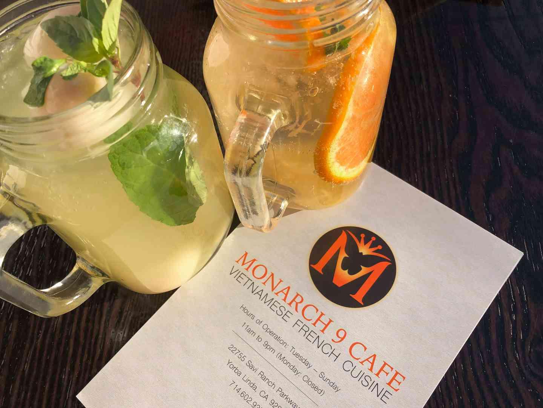 Monarch 9 Cafe