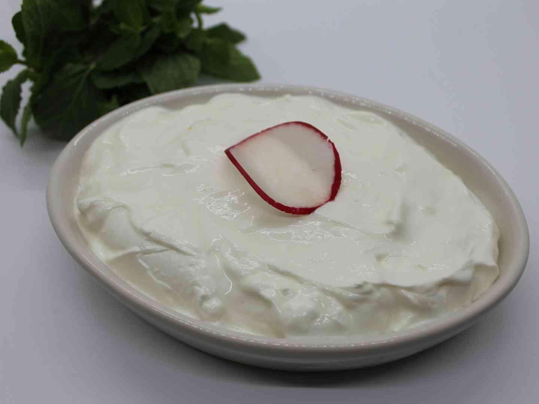 Yogurt Shallot Dip