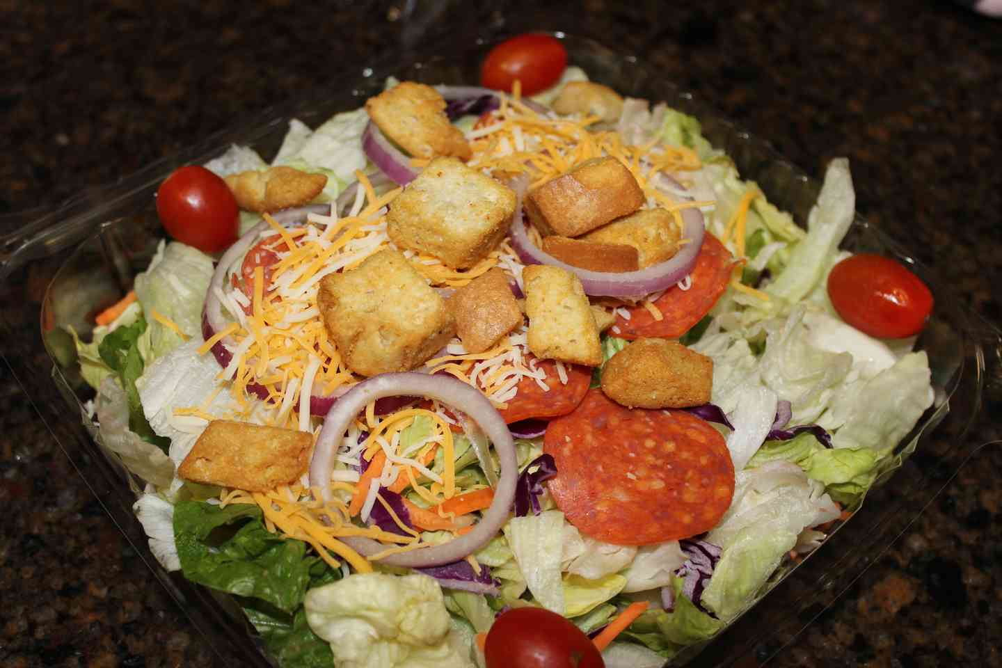 LARGE CHEF SALAD