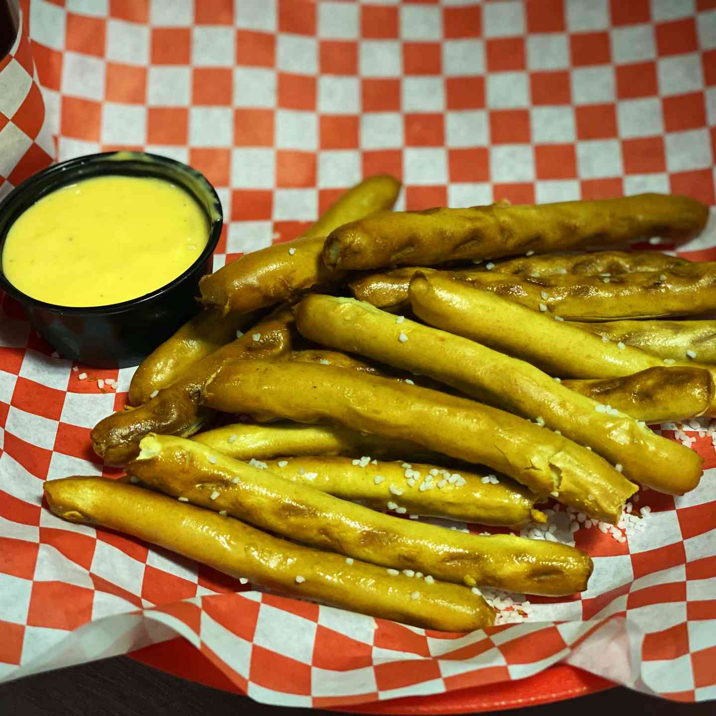PRETZEL FRIES