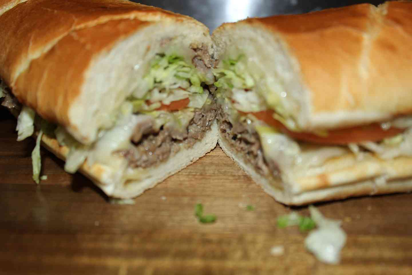RIBEYE STEAK SUB
