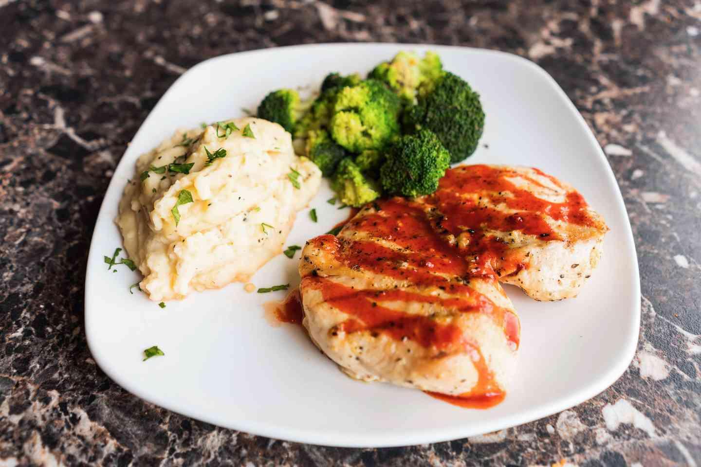 Riverpark Chicken Dinner