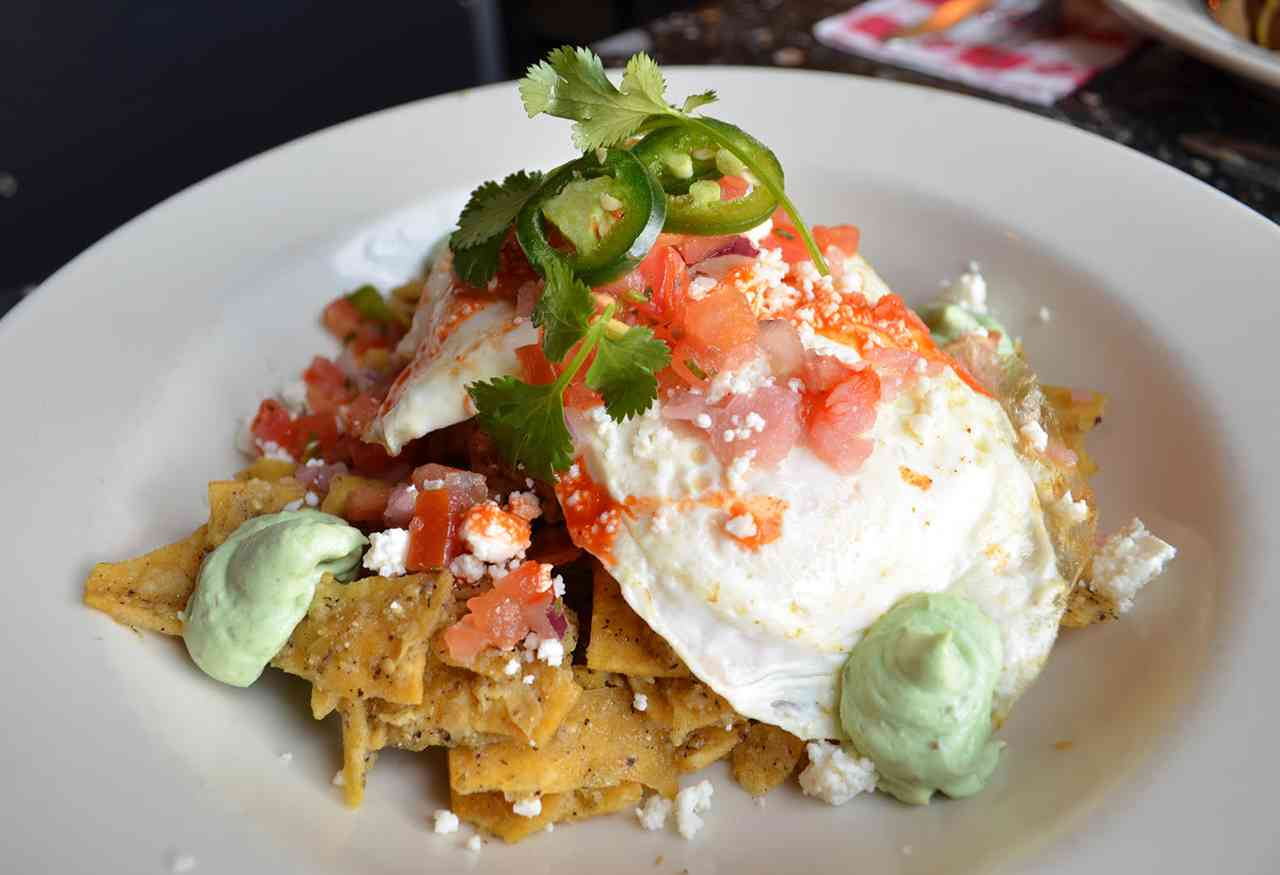 Chilaquiles*
