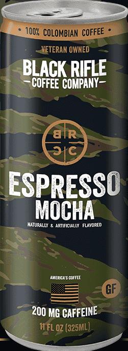 Black Rifle Coffee Expresso Mocha