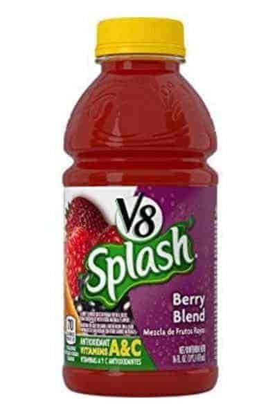 V8 Splash - Berry Blend