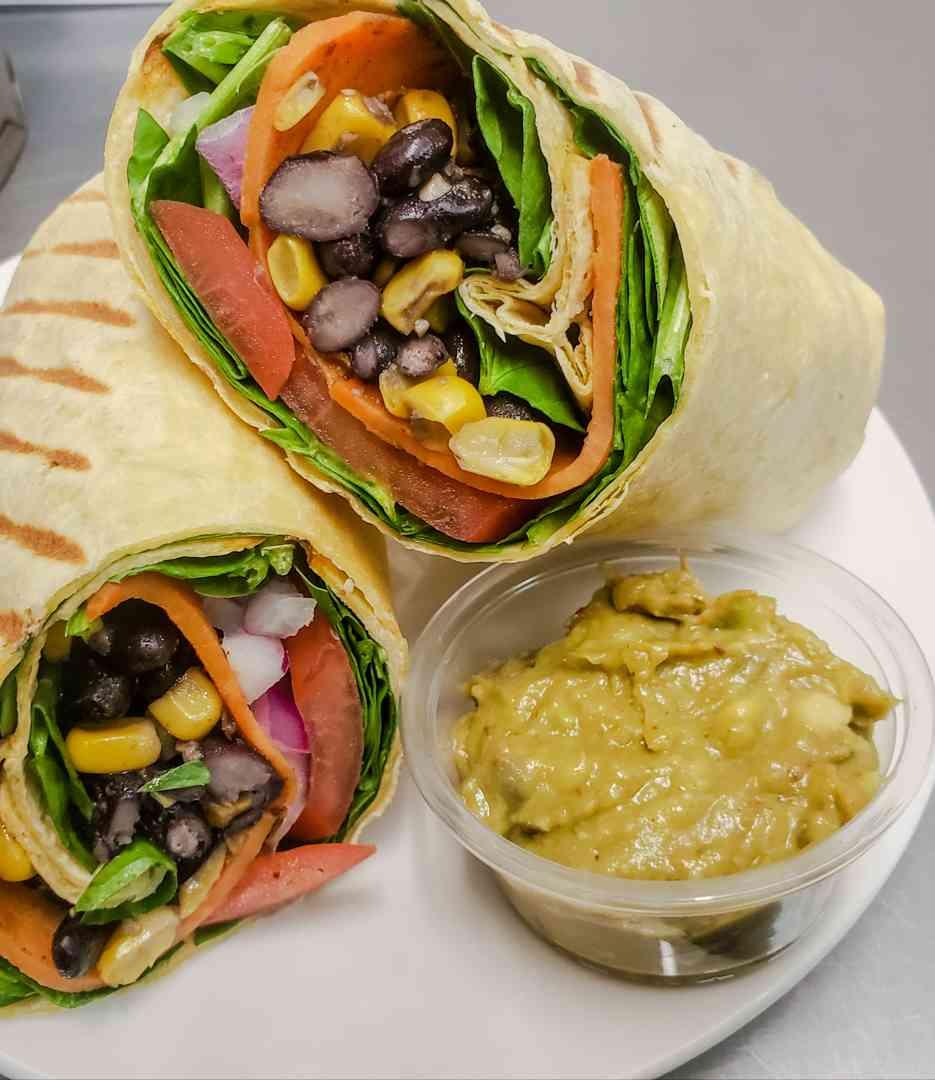 Southwest Veggie Wrap