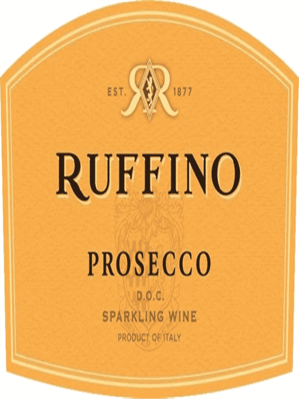 Prosecco, Rufino, ITA