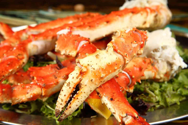 Dutch Harbor Alaskan King Crab