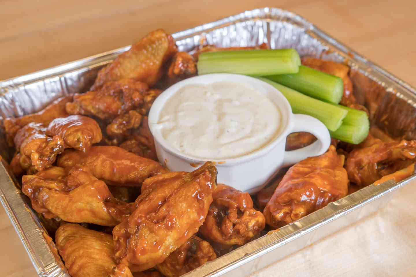 Wing Tray