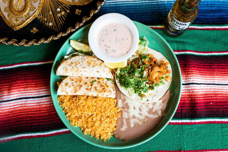 Tacos De Pescado (Fish)