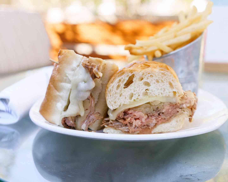 Prime Rib Sandwich*