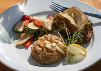 Schaefer's Crab Cake