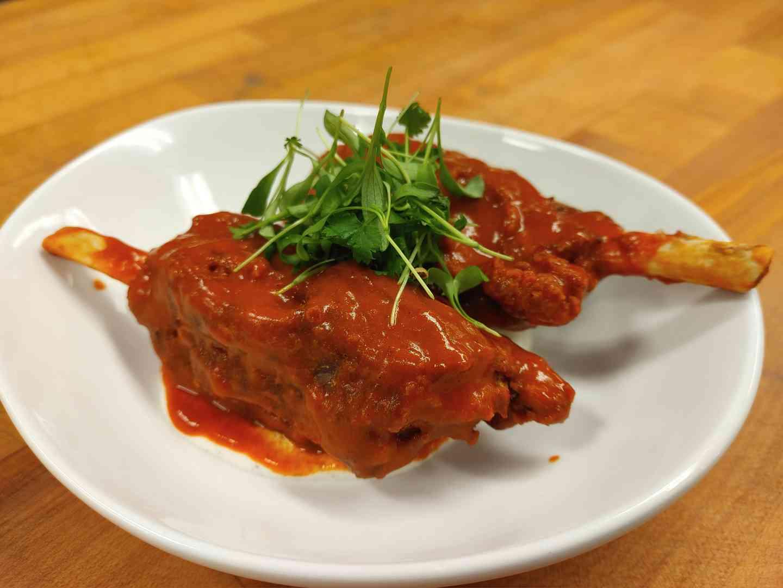 Buffalo Pork Wings