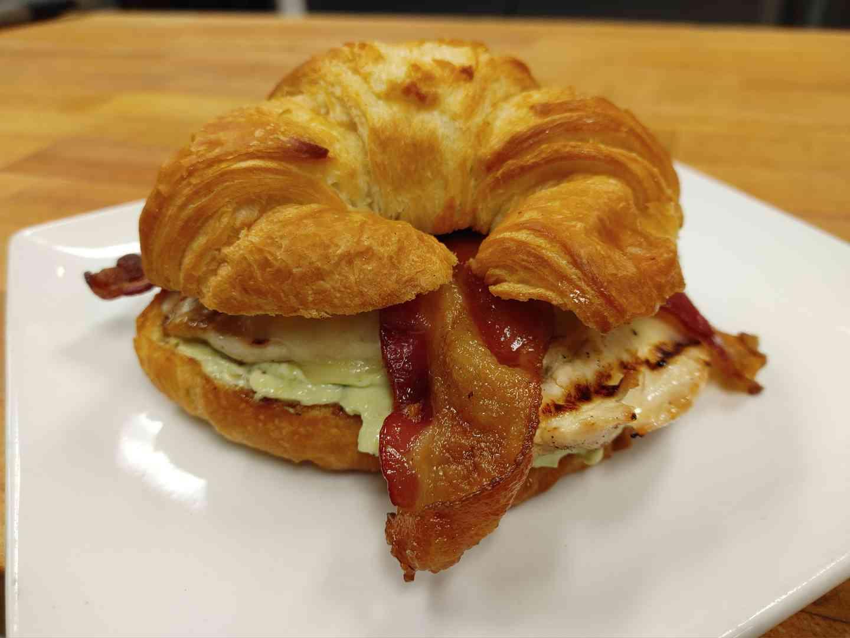 Cali Chicken Croissant