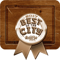 best of the city 2015 - top 5