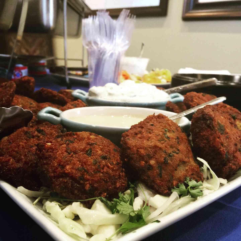 Falafel per piece