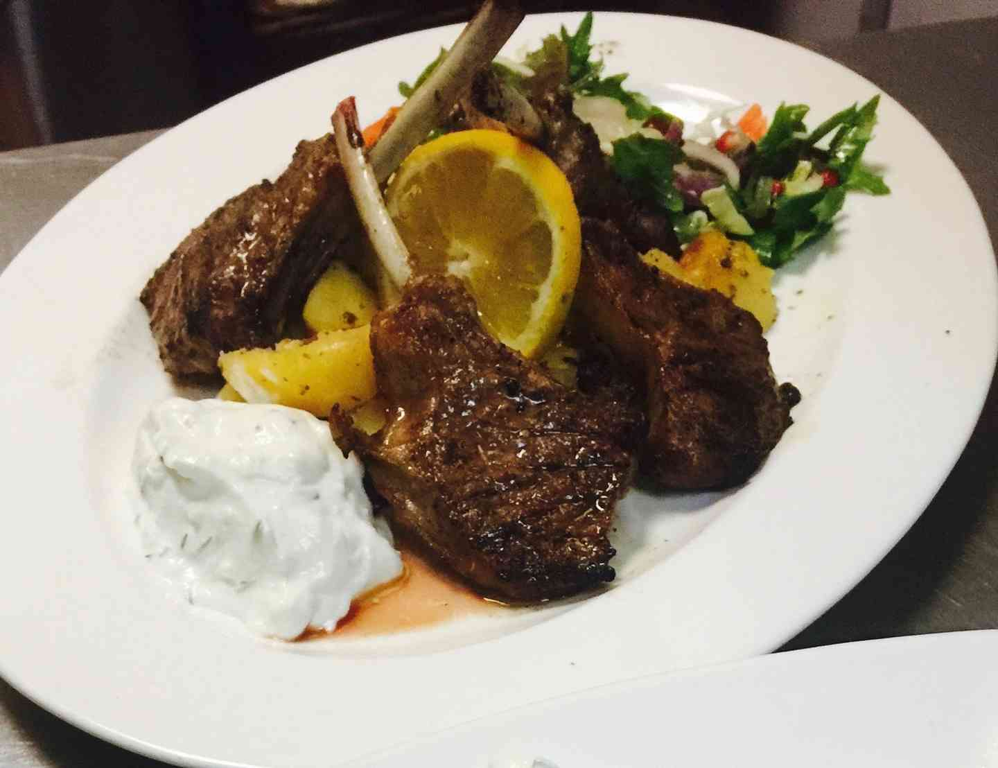 Paidakia- Rack of Lamb Chops